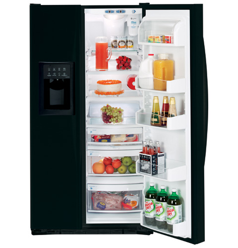 The fridge I'm getting: 25.6' GE Profile PSS26LGRBB
